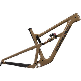 "Santa Cruz Hightower LT 1 CC FACT Frameset 29"", brown"